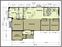 2-Open Concept Floor Plans | ... view the newest addition ...