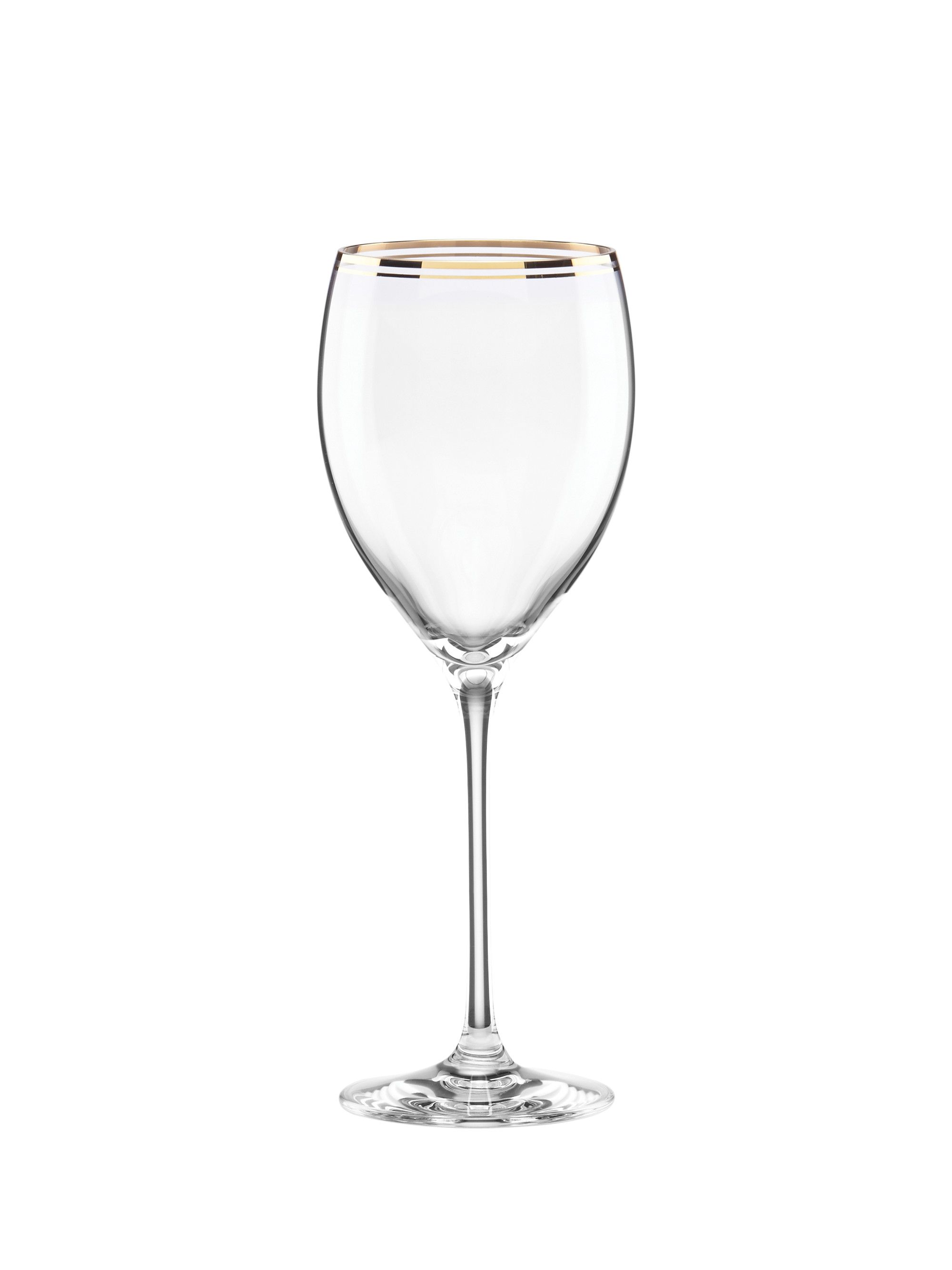 Goblet Style Wine Glasses Instantly Dress Up Any Table With The Sparkling Orleans