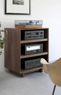 "AERO 25"" Audio Rack | AERO audio & entertainment cabinets ..."