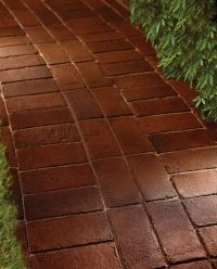 Brick Path Pattern Guide