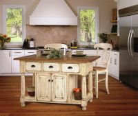 French Country Kitchen Island | French country, Furniture ...