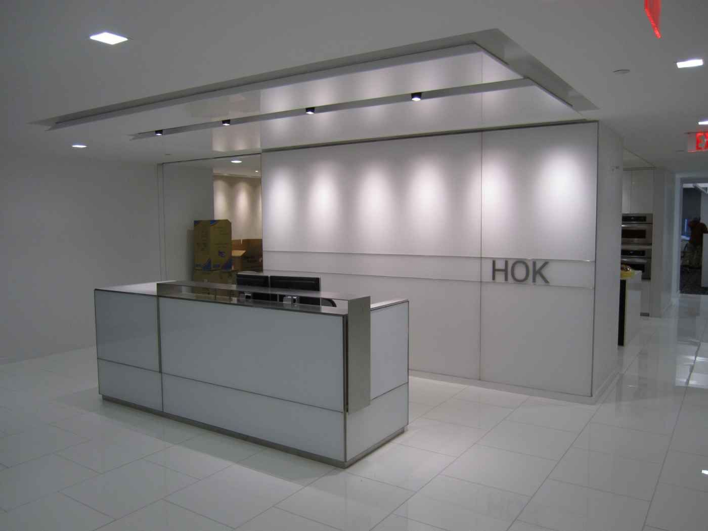 Executive Office Reception Design Modern Hok Reception Desk Ideas Reception Counters