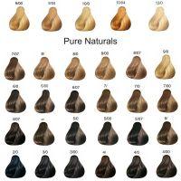 WELLA KOLESTON PERFECT Pure Naturals | Hair Color Charts ...