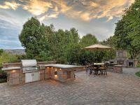 patio made with pavers | Patio Paving Stones Photos ...