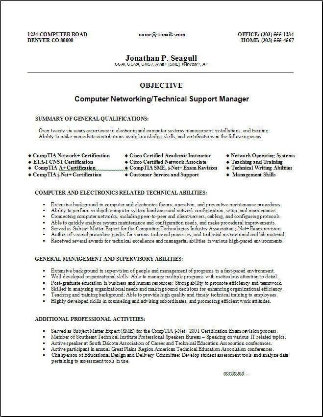 Functional Skills Based Resume Template Sample Resume Resume - free resume creator download