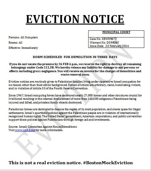 Printable Sample Eviction Notices Form Real Estate Forms Word - notice form in word