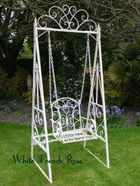 Swing Garden Furniture Swinging Bench Hammock Swing Seat ...