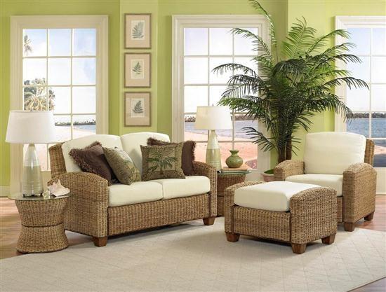 Tropical Home Decor Livingroom seating tropical living room - tropical living room furniture