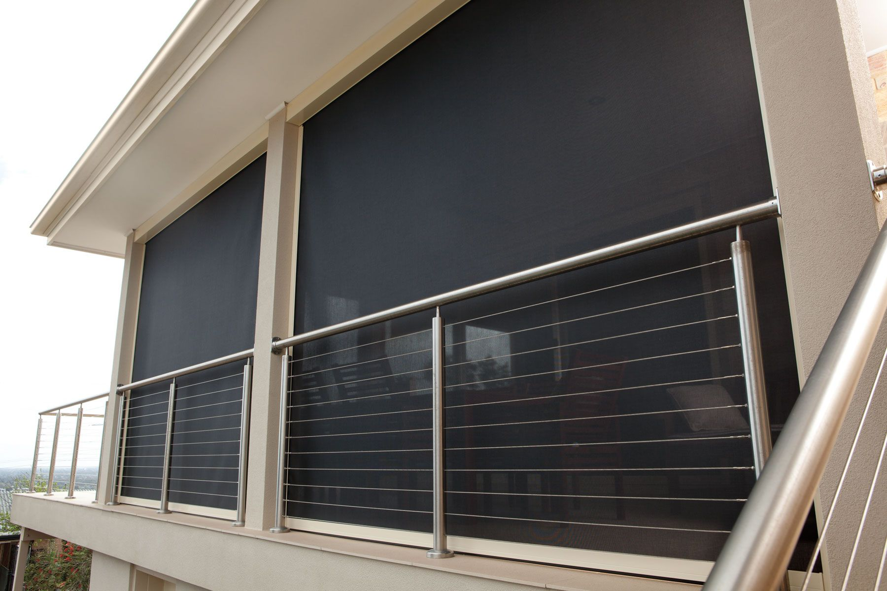 Outdoor Sun Blinds Ambient Blinds For Patios Patio Blinds Patio Awnings