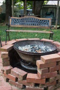 Budget Friendly Backyard Patio Ideas | Fire pit patio and ...