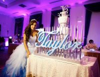 37 Sweet 16 Birthday Party Ideas | Table Decorating Ideas