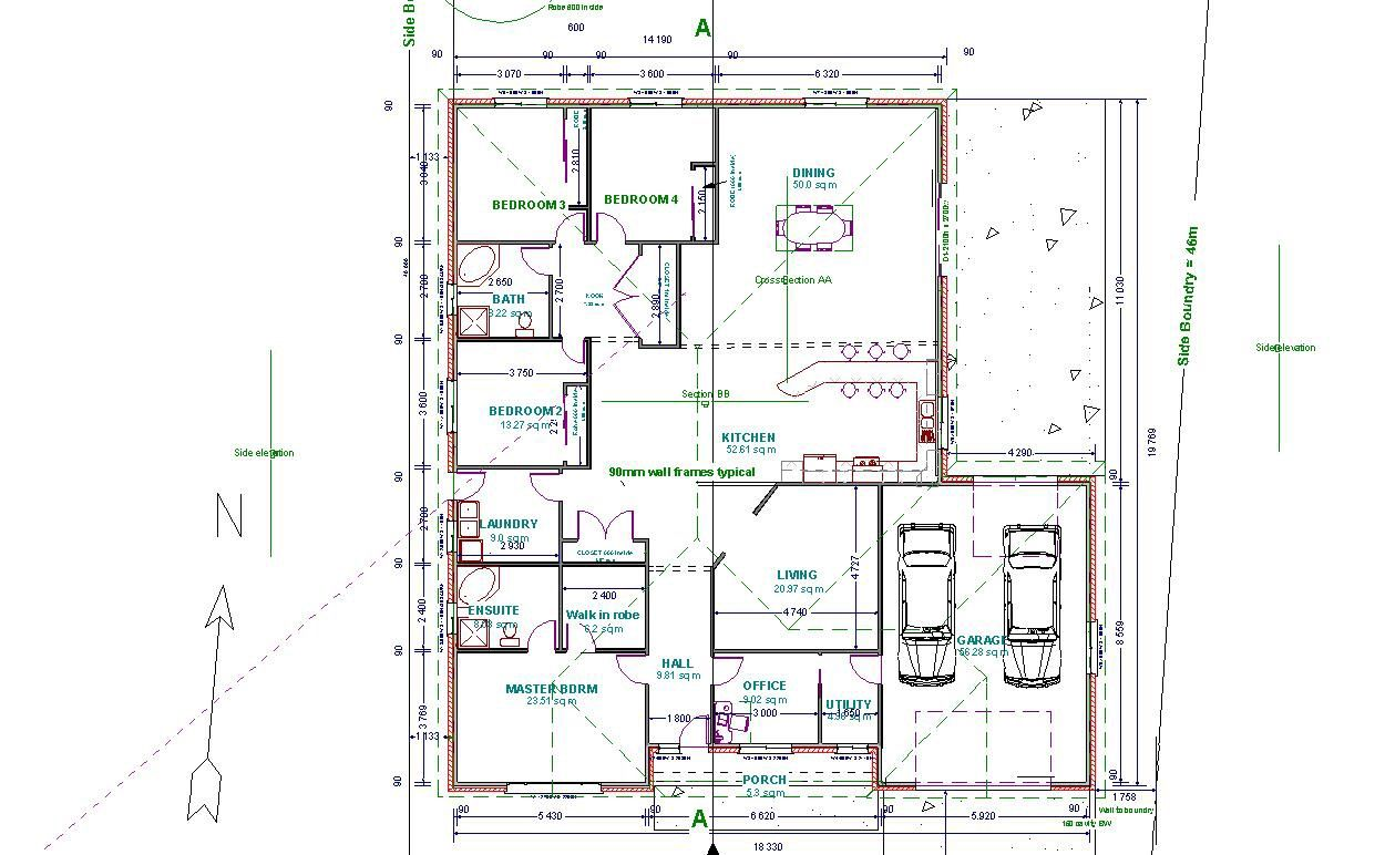 Autocad 2d Floor Plan Projects To Try Pinterest Autocad