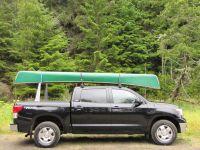 Truck cap or Thule Xsporter rack