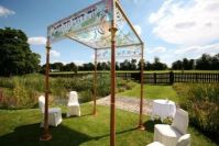 Custom Chuppah (Huppah) - Jewish Wedding Canopy by ...