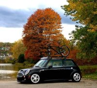 mini-stance-roof-rack.jpg (762697) | Cooper! | Pinterest ...
