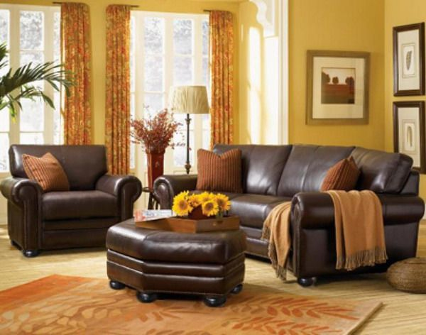 Leather Living Room Set Leather Living Room Furniture for More - brown leather couch living room