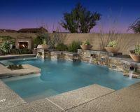 Pool Landscaping Arizona Ideas Entrancing Desert ...