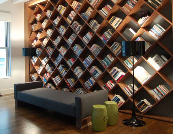 Cool Home Library Ideas Modern, Library design and Decor styles - home library design