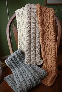diamnd cable crochet scarf pattern | cable scarf patterns ...