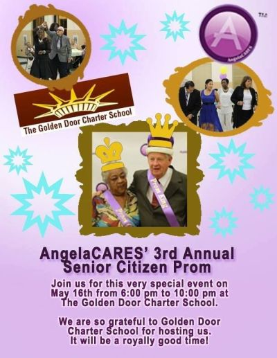 The Senior Citizens Prom is here again. AngelaCARES brings this social event to the senior ...