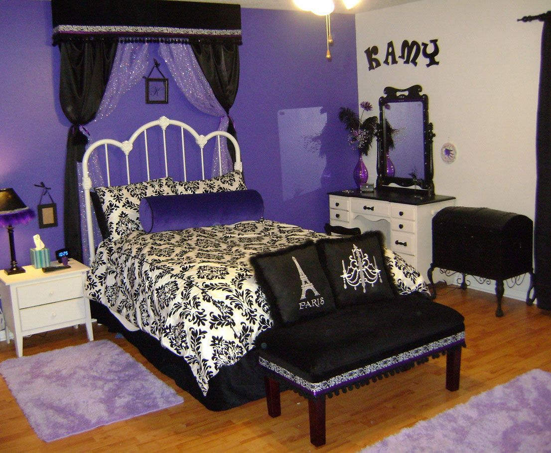 Girl cute bedroom ideas for teenage girl