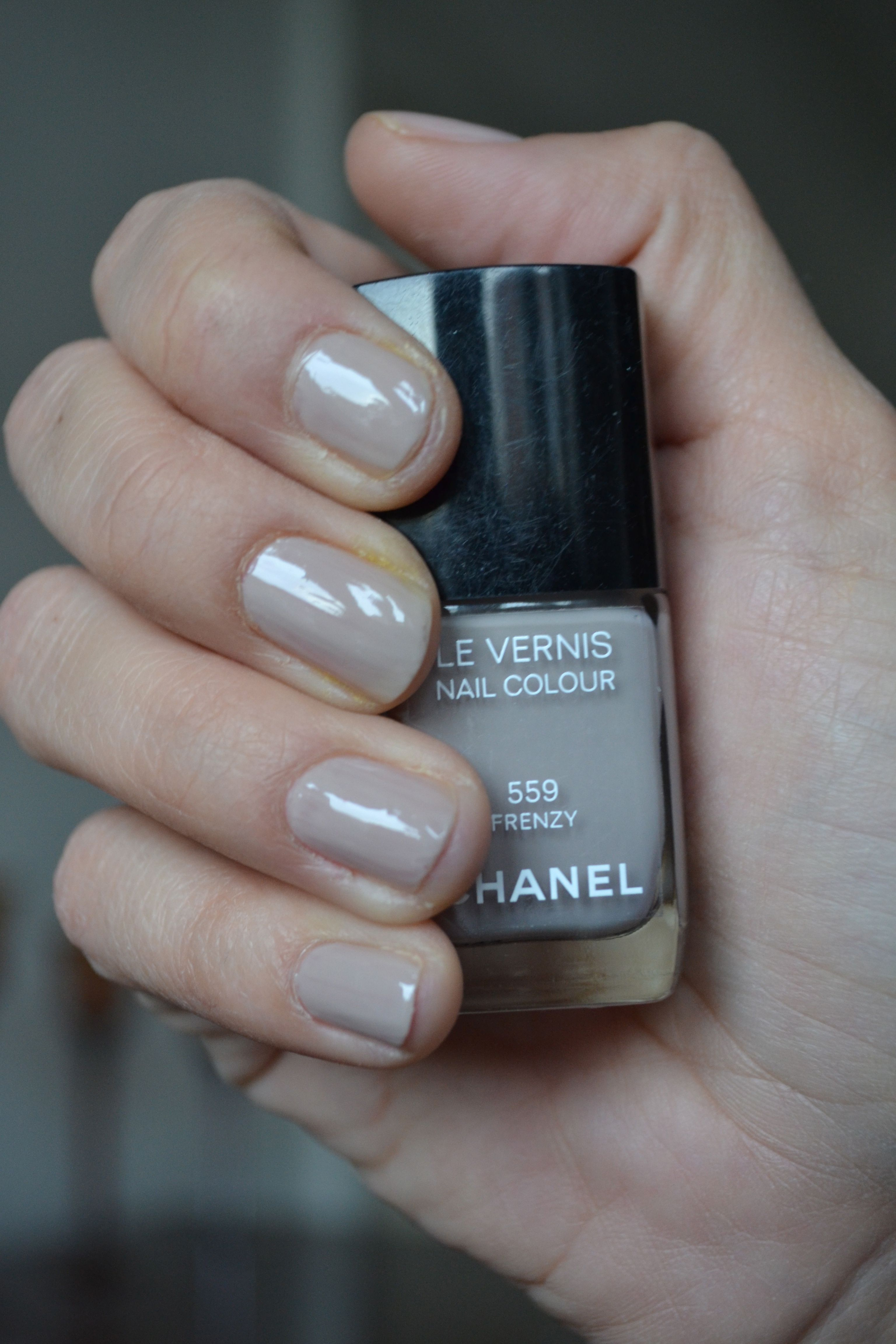 Best Chanel Nail Polishes Our Top 10 Grey Nail Polish