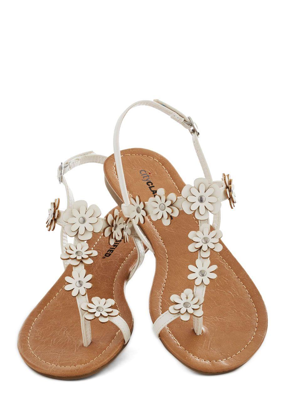Betsey johnson dancing gleam heel in silver white sandalswhite