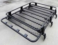 Details about Transit Van Steel ROOF RACK TRAY TOP Black