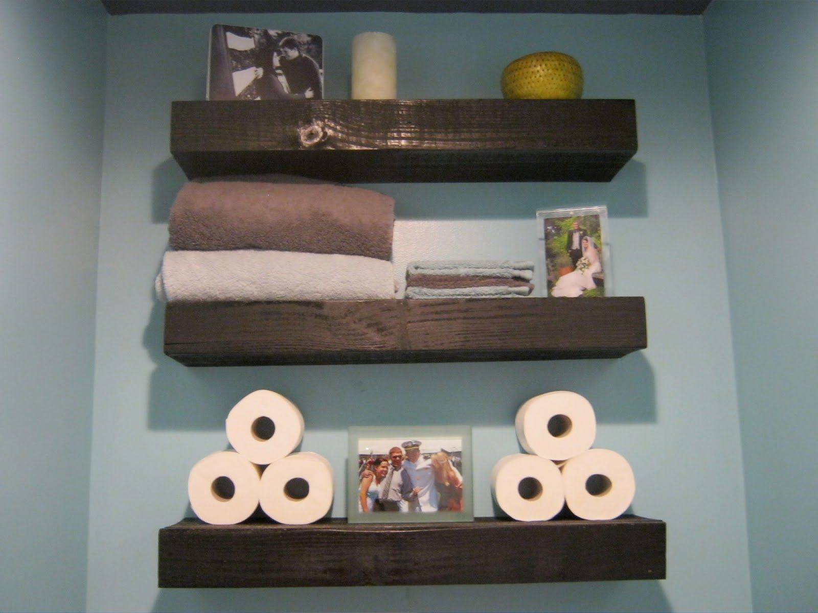 Repisas Para Baños Ikea Easy Diy Bathroom Projects Wood Floating Shelves