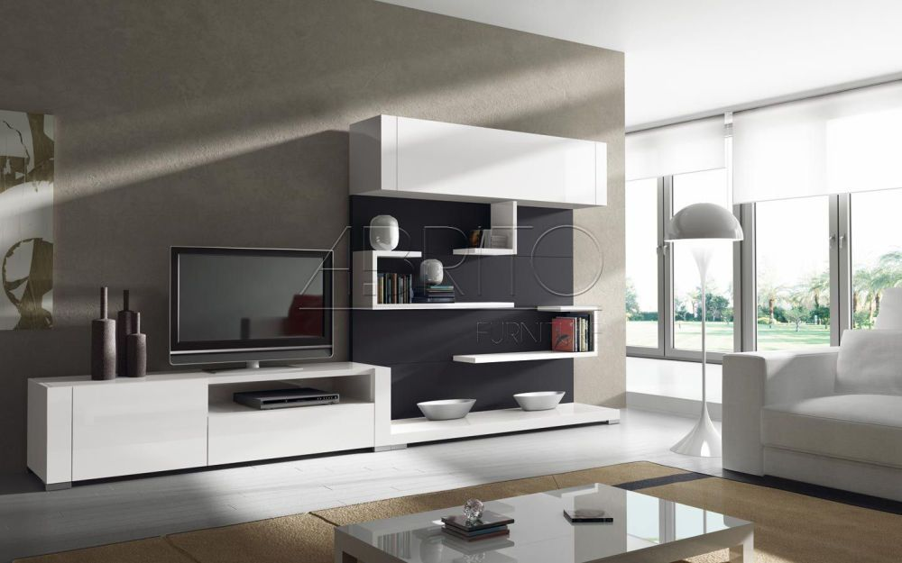 Tv Unit Designs For Living Room Photo Of good Modern Tv Cabinet - wall units for living rooms
