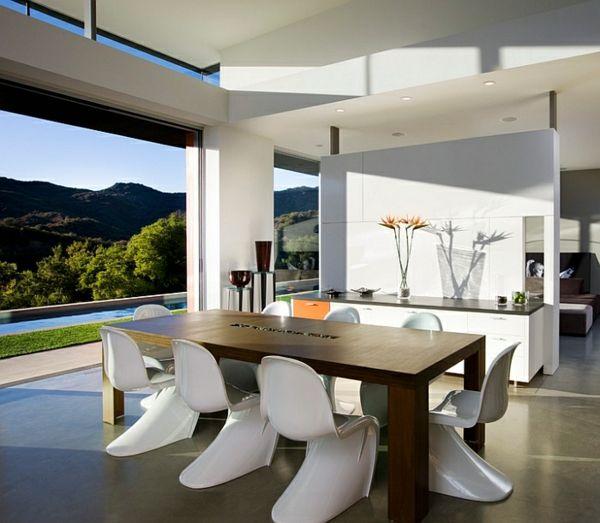 Wie sieht das moderne Esszimmer aus? - küche und esszimmer - moderne kuche gestalten