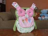 owl themed baby shower crafts