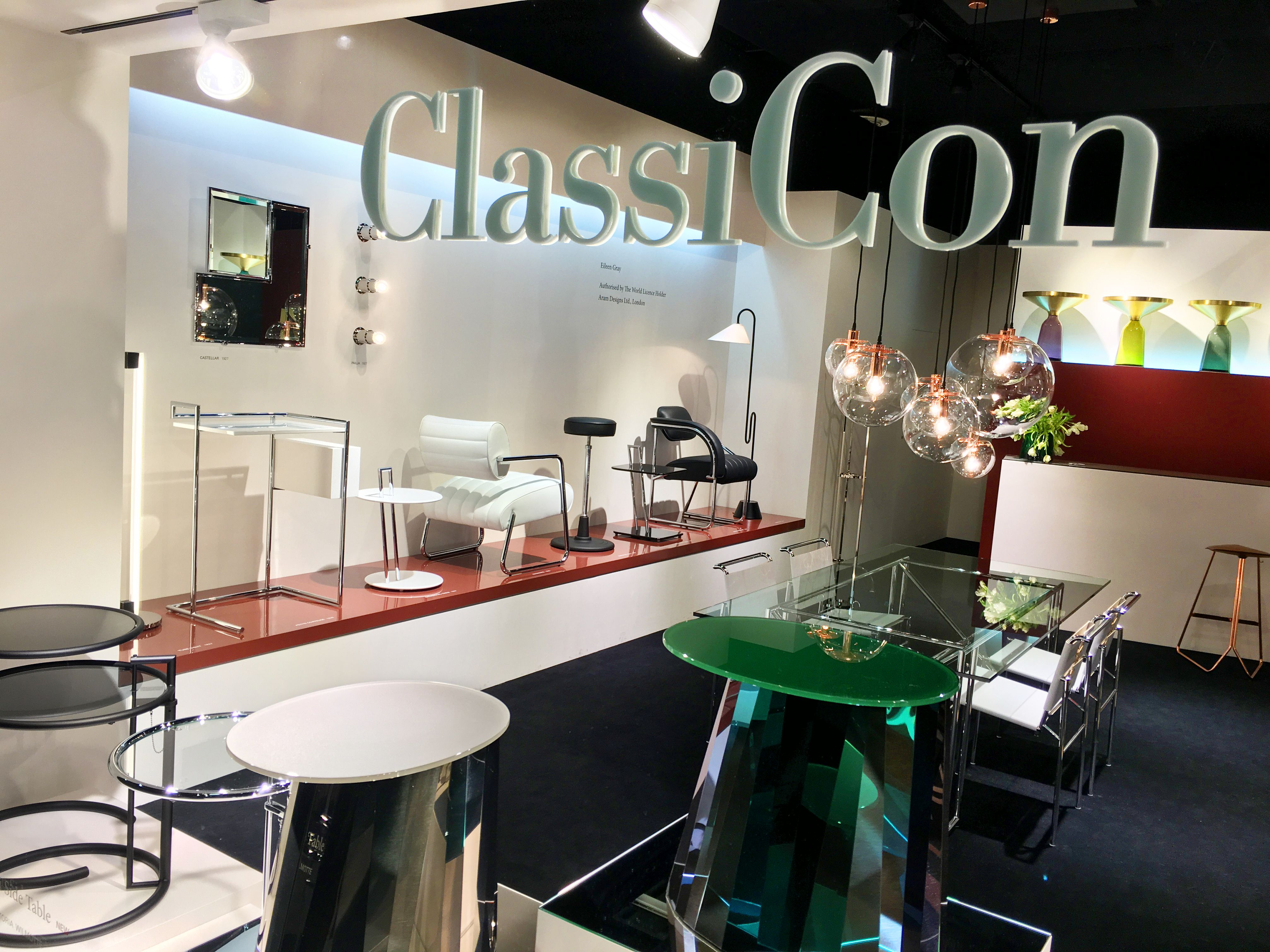 Sessel Motel One Kaufen Classicon Fair Stand Imm Cologne 2016 Pli Side Table By