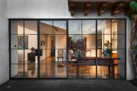Love the steel frame glass doors. | Door Styles ...