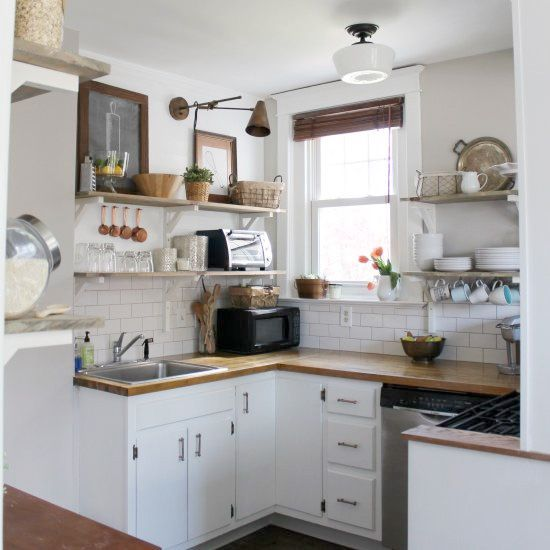small kitchen remodeling ideas on a budget - Google Search - kitchen remodel ideas for small kitchen