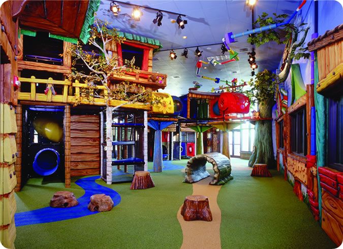 Imagine having one of these at home for the kids and big kids too - home playground ideas