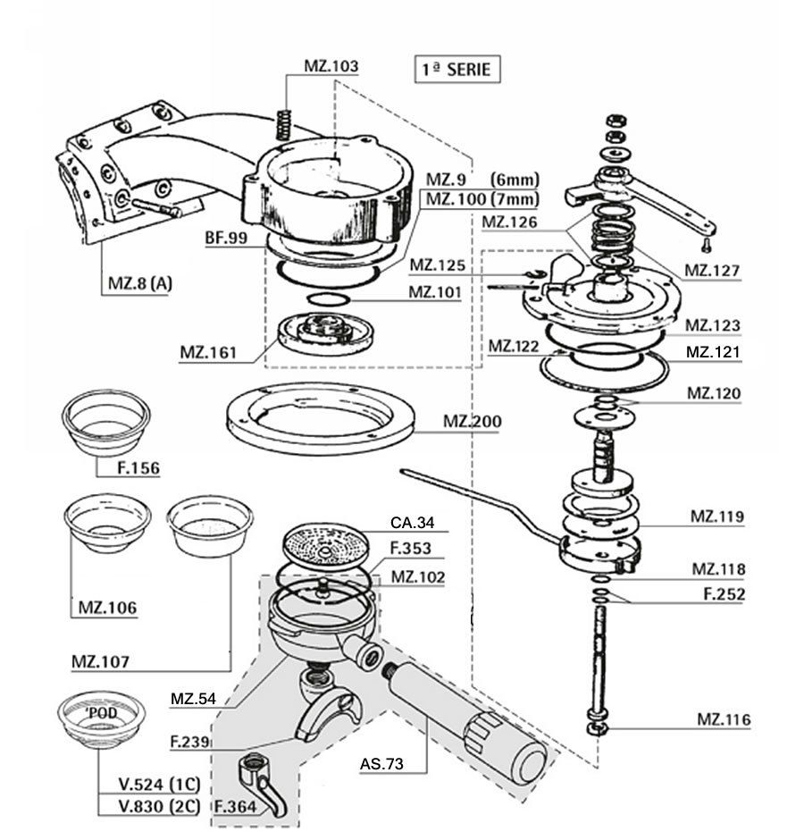 espresso machine coffee effects and diagrams pinterest espresso