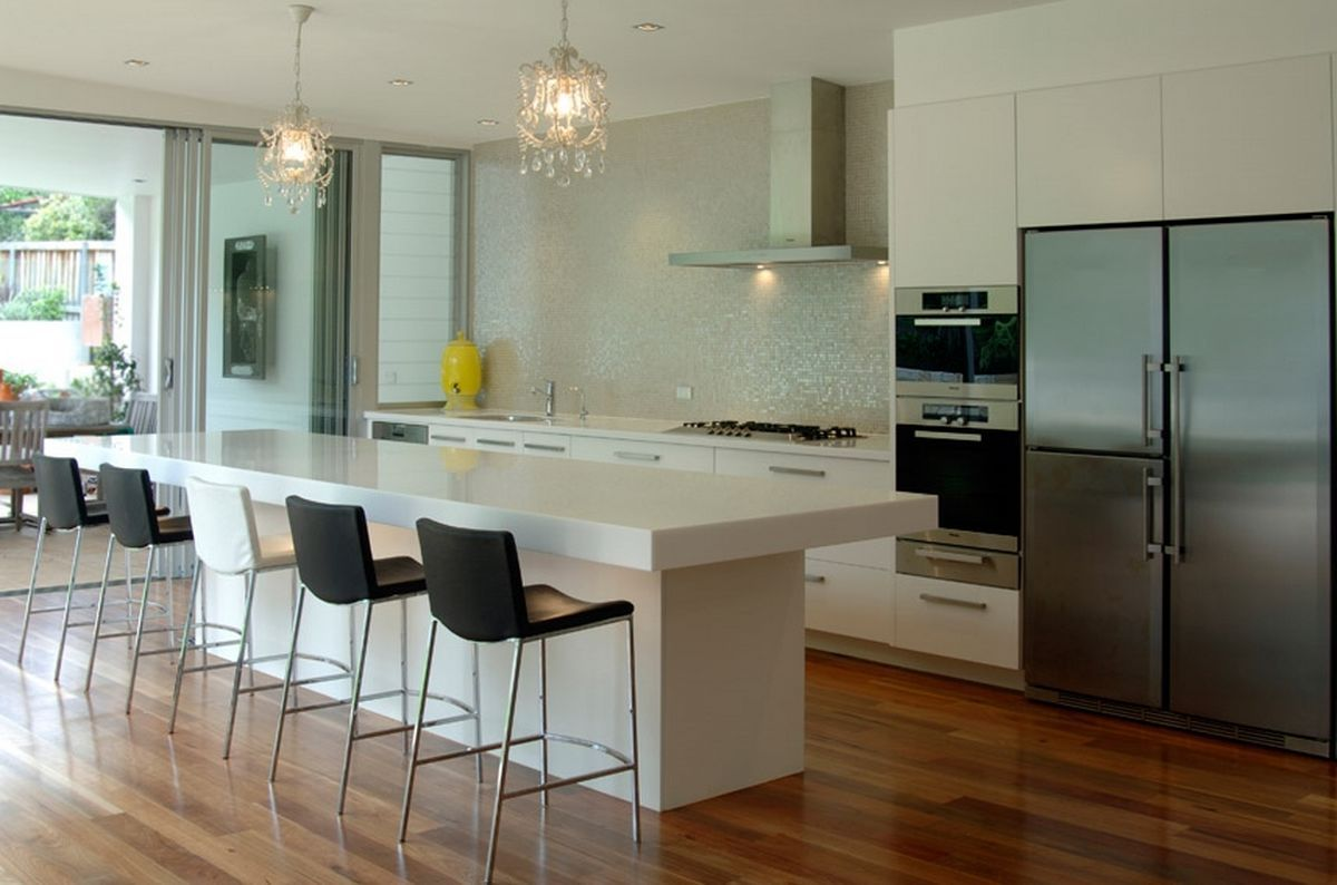 Kitchen Countertops Design Pinterest Modern Kitchen Design Photos Contemporary Kitchen Counter