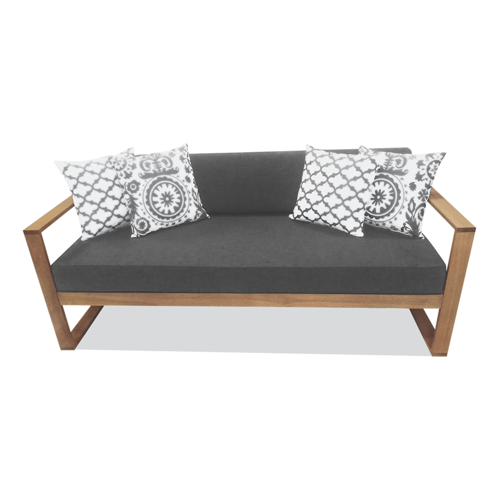 Bunnings Office Chair Find Mimosa Timber Avani Daybed At Bunnings Warehouse