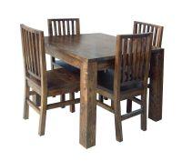 wooden card table | ... Dining Tables  Mango Wood Hampton ...