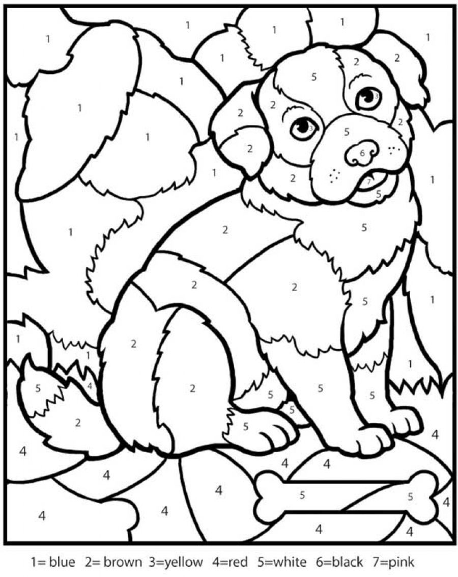 Awesome number printable coloring pages hello kitty coloring pages for kids