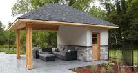 outdoor pool house cabana | Backyard | Pinterest | Pool ...