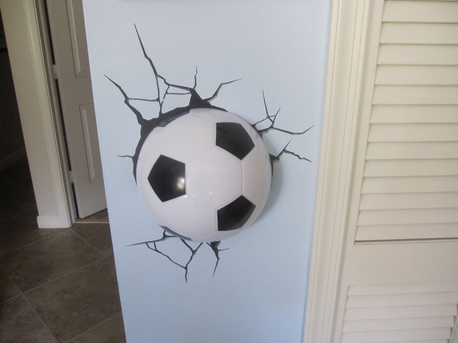 Best Fan To Cool A Room Soccer Bedrooms Your Little Soccer Fan The Coolest