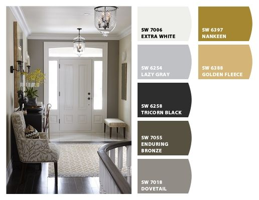 Vancouver Colour Consultant The Best Gray Paint Colours from the - mindful gray living room