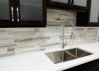 75 Kitchen Backsplash Ideas for 2018 (Tile, Glass, Metal ...