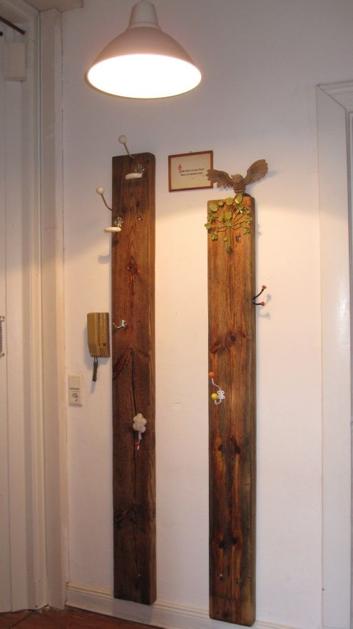 Upcycling Paletten Neue Garderobe | Saunas, Upcycling And Room