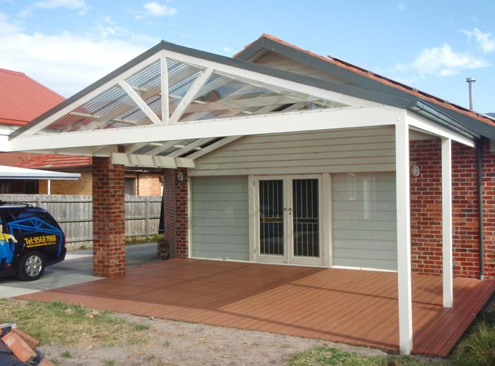 How To Build A Gabled Pergola Gabled Roof Designs And