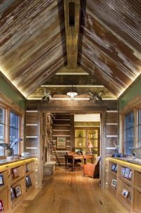 corrugated tin ceilings for homes - Google Search ...