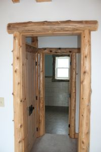 window trim   Posts Tagged log window trim   Cocoa Farm ...