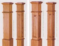 staircase posts newel - Google Search | Up we go ...